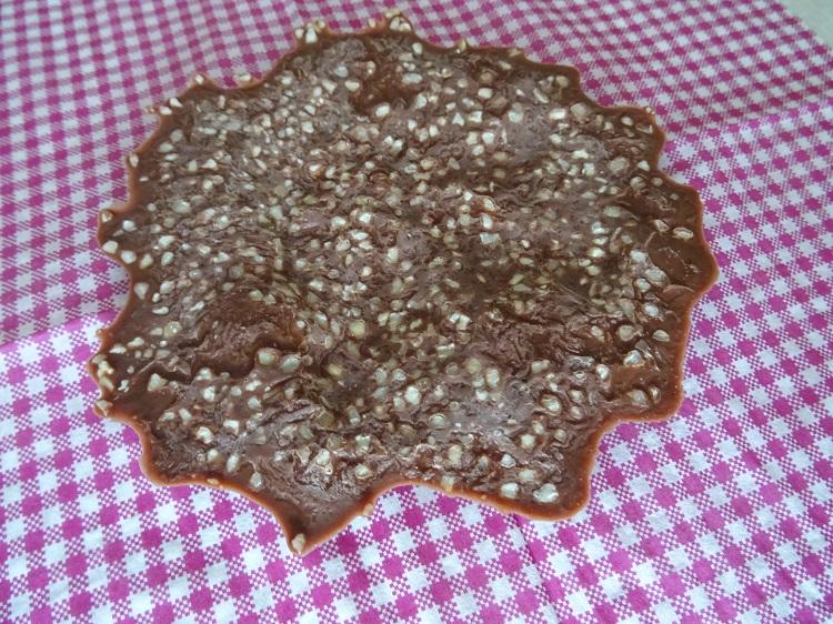 Kokos-Mandel-Schokolade